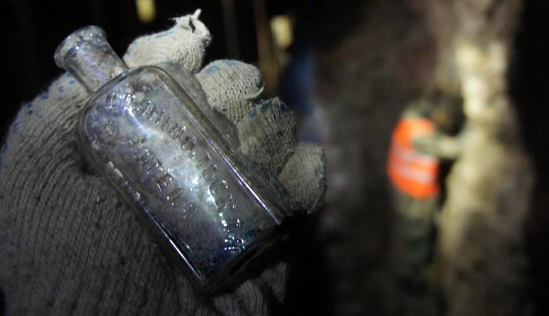 Самая распространенная фуфыриная порода — Никольская аптека Феррейна. А тут во дела — просто Никольс