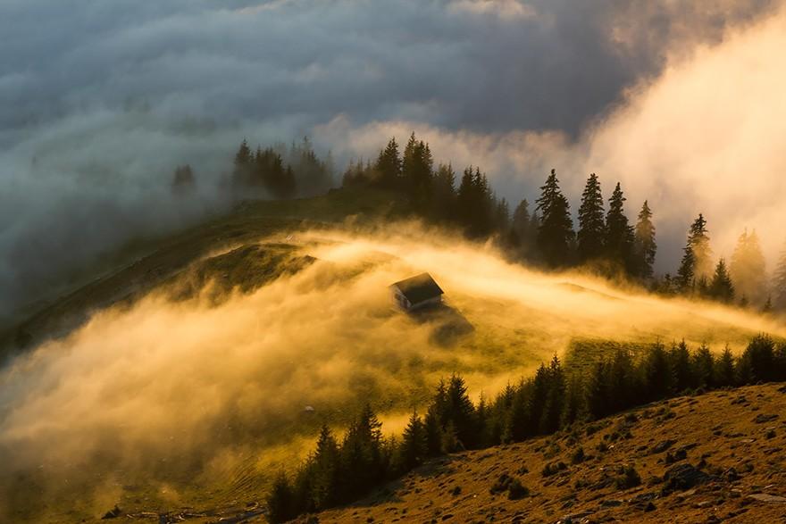 10. Горы Родна. (Фото: Лазарь Овидиу)