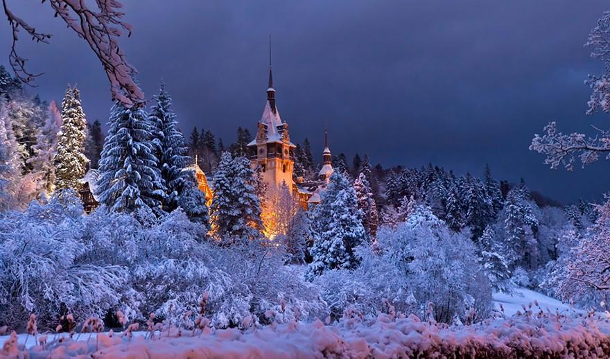 14. Замок Пелеш. (Фото: Нора де Ангелли)