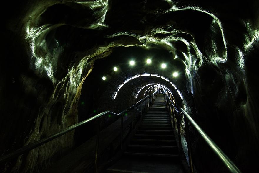 37. Соляная шахта в городе Турда. (Фото: Кристи Жора)