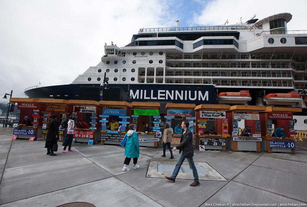 3. На корабле экскурсии обычно процентов на 30-50 дороже, чем в порту. Однако в интернете можно боле
