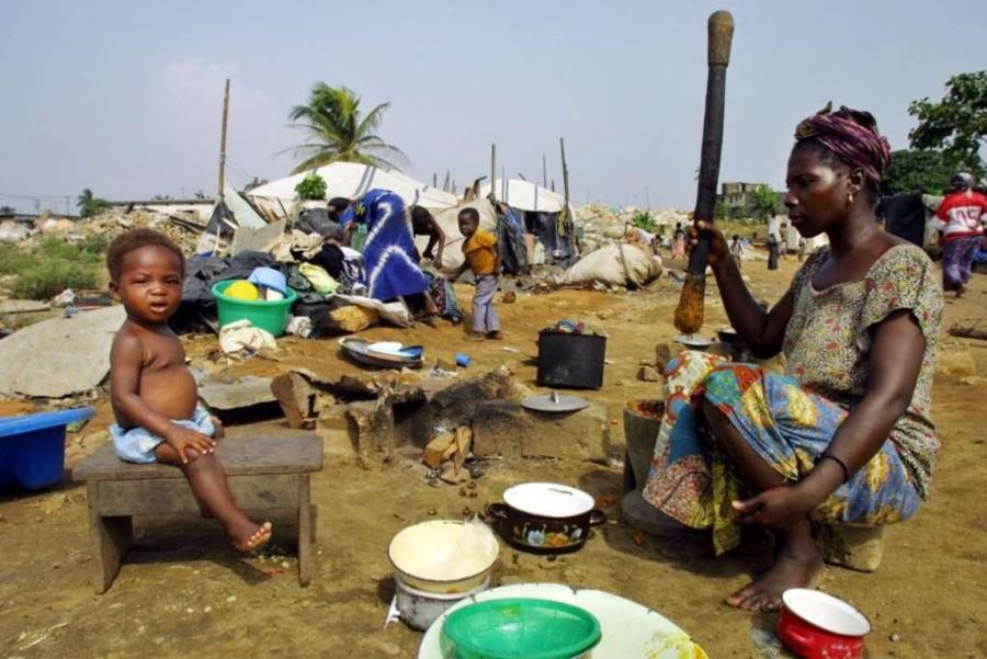 15. На 7-м месте расположился Кот-д`Ивуар, являющийся страной с довольно низким доходом на душу насе