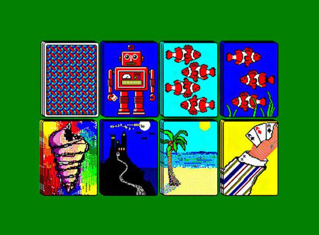 Самым трудным решением было использовать «ход назад» в игре «Солитер».