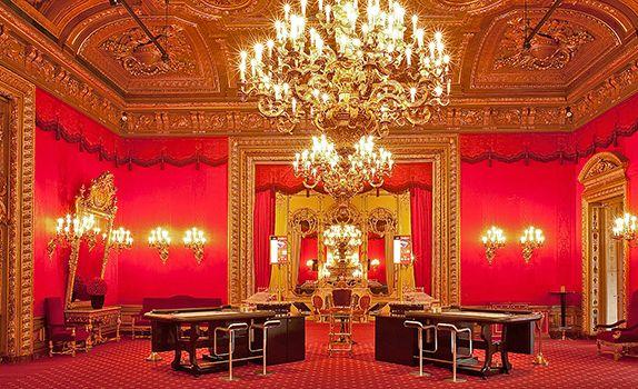 4. Баден-Баден (Баден-Баден, Германия) Это казино можно назвать самым вдохновляющим, ведь именно зде