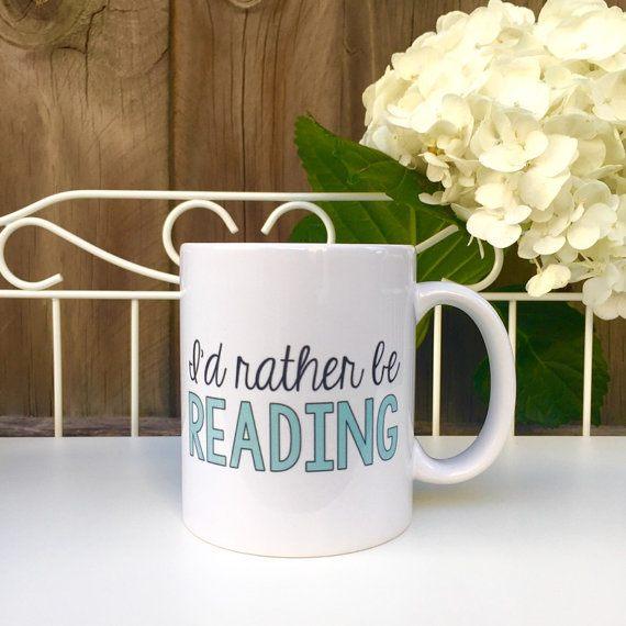 Кружка на тему любви к чтению.