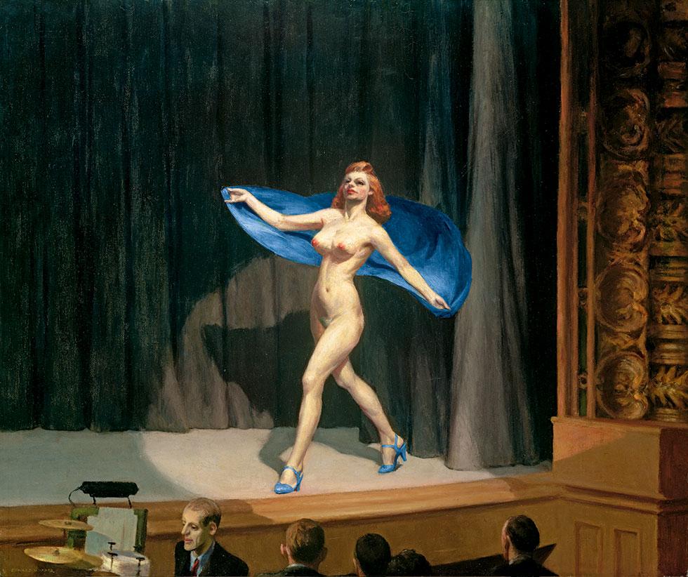 Стриптизёрша, 1941