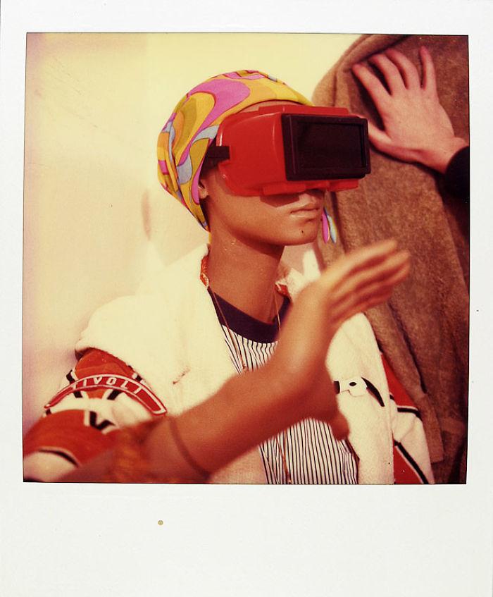 7 марта 1982 года: прототип очков виртуальной реальности?