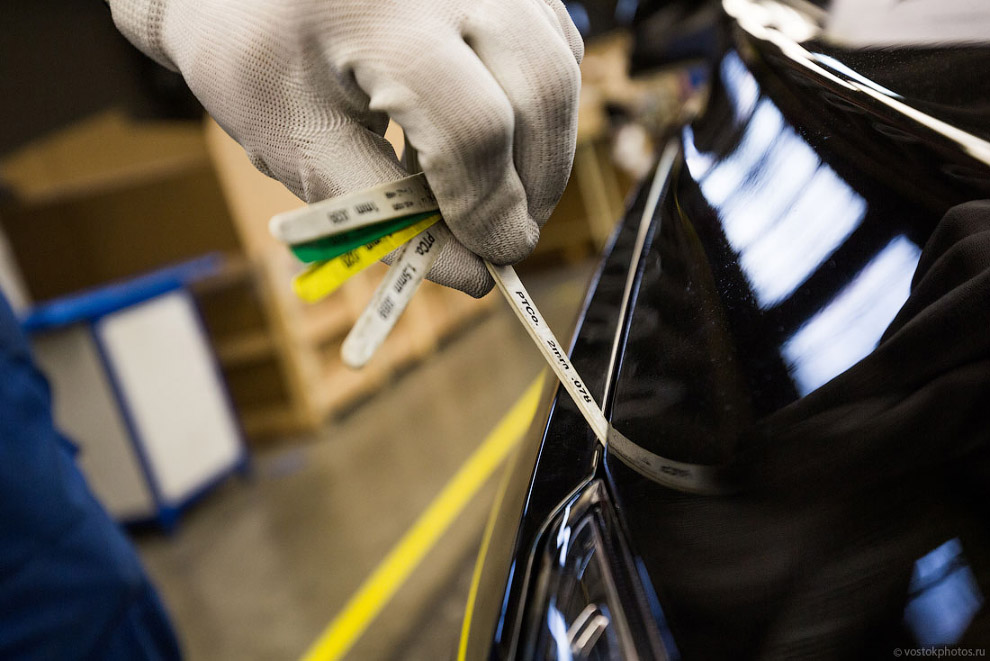 44. Сегодня на заводе GM в Санкт-Петербурге одновременно производятся автомобили Chevrolet Cruz