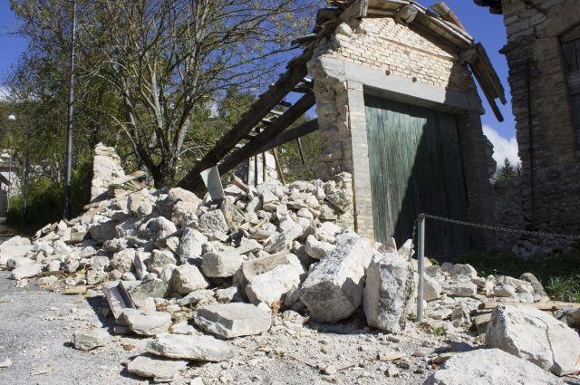 Землетрясение вИталии: есть раненые иразрушения