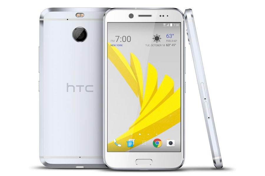 Смартфон HTC Bolt запустят кконцу осени