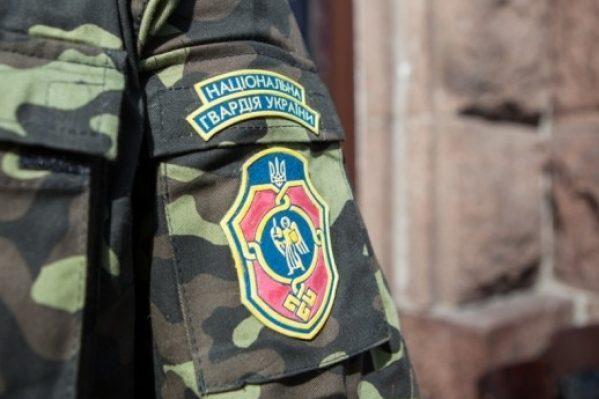 Нацгвардейцы задержали «чиновника» «ДНР»