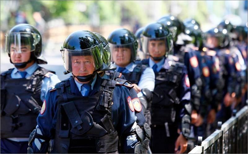 ВАлма-Ате итрёх областях проходит спецоперация позадержанию экстремистов— Казахстан