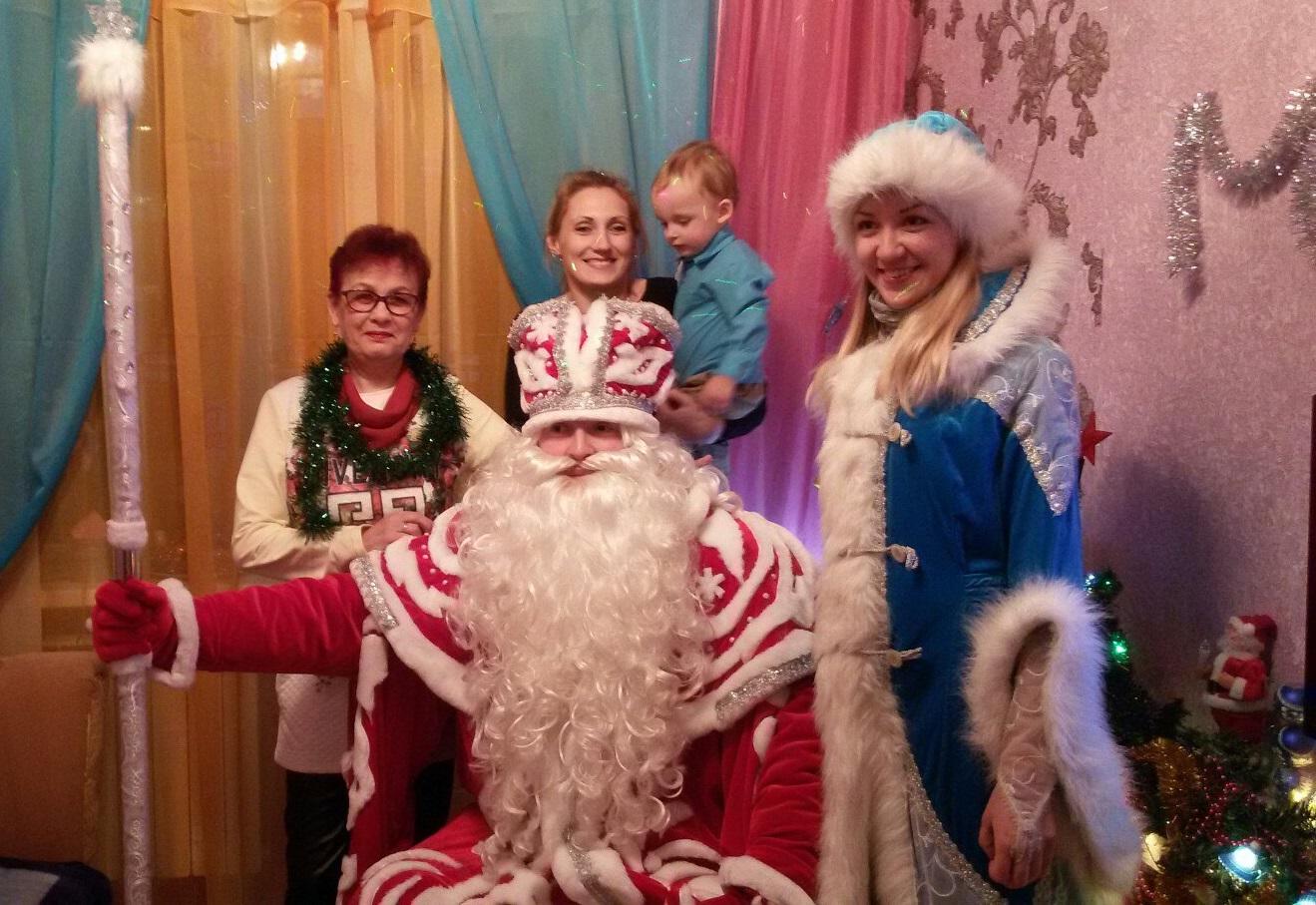 Советник Порошенко заподозрил Деда Мороза вработе на русские спецслужбы