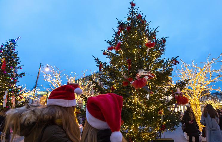 Неменее  7-ми  млн  человек посетили зимние фестивали в столице России
