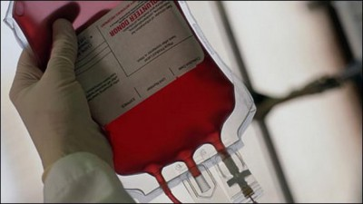 ВКиеве собирают кровь для раненных вАвдеевке бойцов
