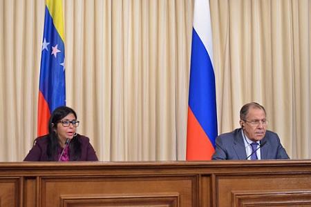 Лавров: ВзаимодействиеРФ иВенесуэлы помогает на интернациональных площадках