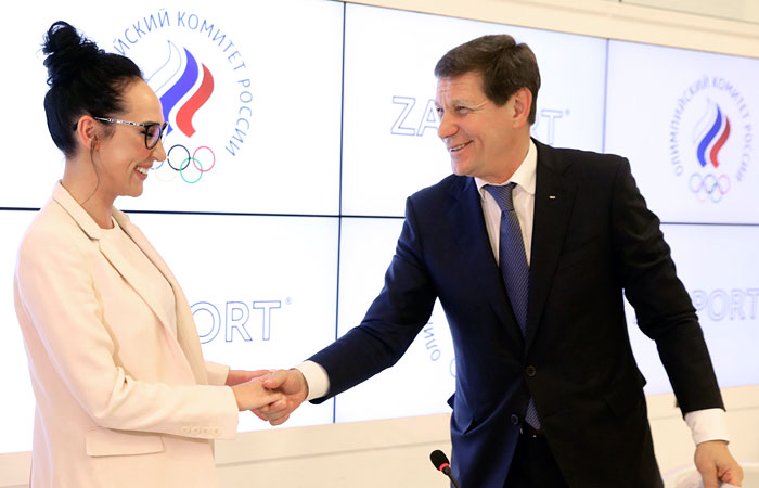 ОКР назвал имя нового поставщика экипировки олимпийской сборной РФ