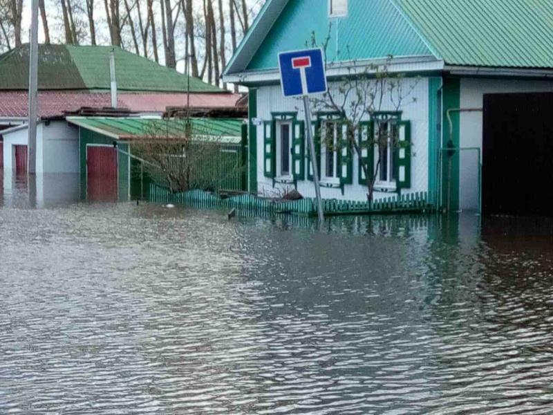 ВИшиме ввели режимЧС из-за паводка