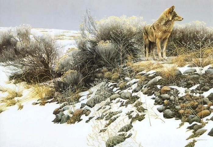 Творчество канадского художника Роберта Бейтмана