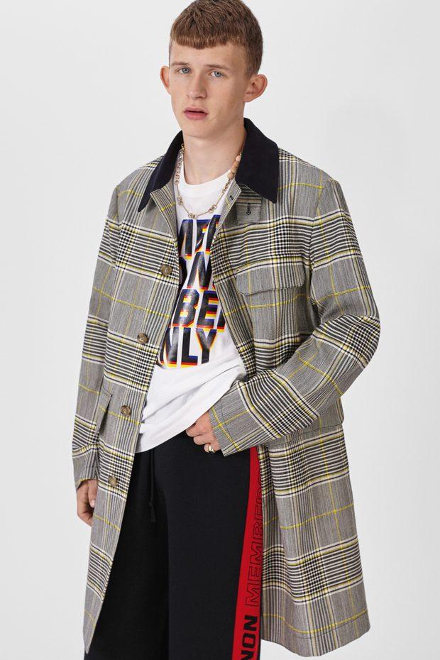 Stella McCartney's First Menswear Collection