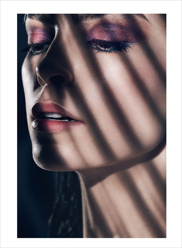 Priscila Kardel in the Shadows for Prestige Magazine by Piotr Stoklosa