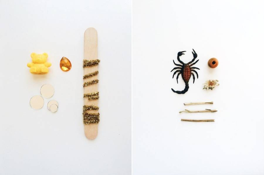 Cute Photo Series of What's In a Preschooler's Pockets (12 pics)