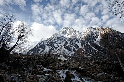 Гора Тихтенген