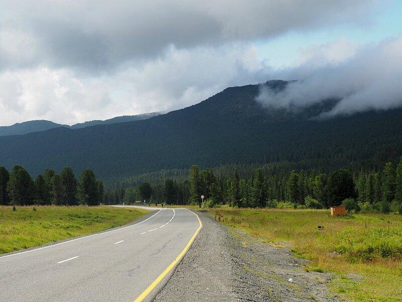 Алтай, Семинский перевал (Altai, Seminsky mountain pass)