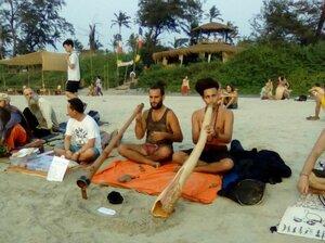 Местные музыканты. Фотографии В. Лана. Индия. 02 - 01.jpg