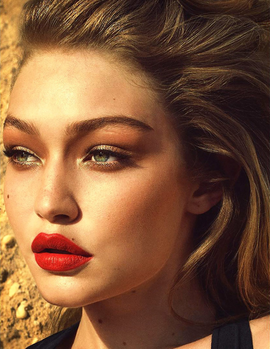 Джиджи Хадид / Gigi Hadid by Luigi & Iango - W Magazine Korea december 2016
