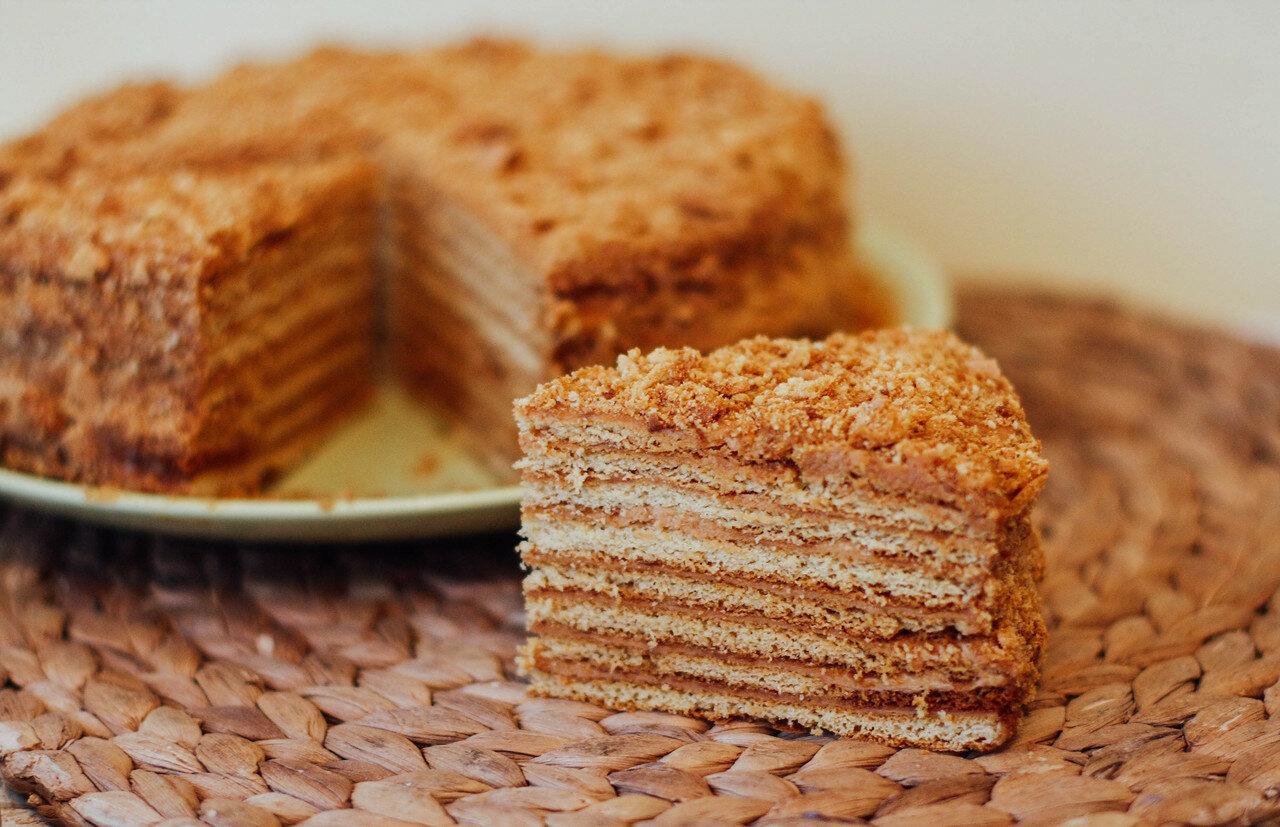 Баня торт рецепт