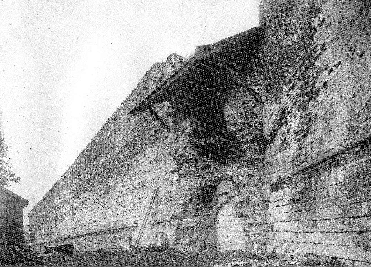 Руины Шейновой башни. 1910