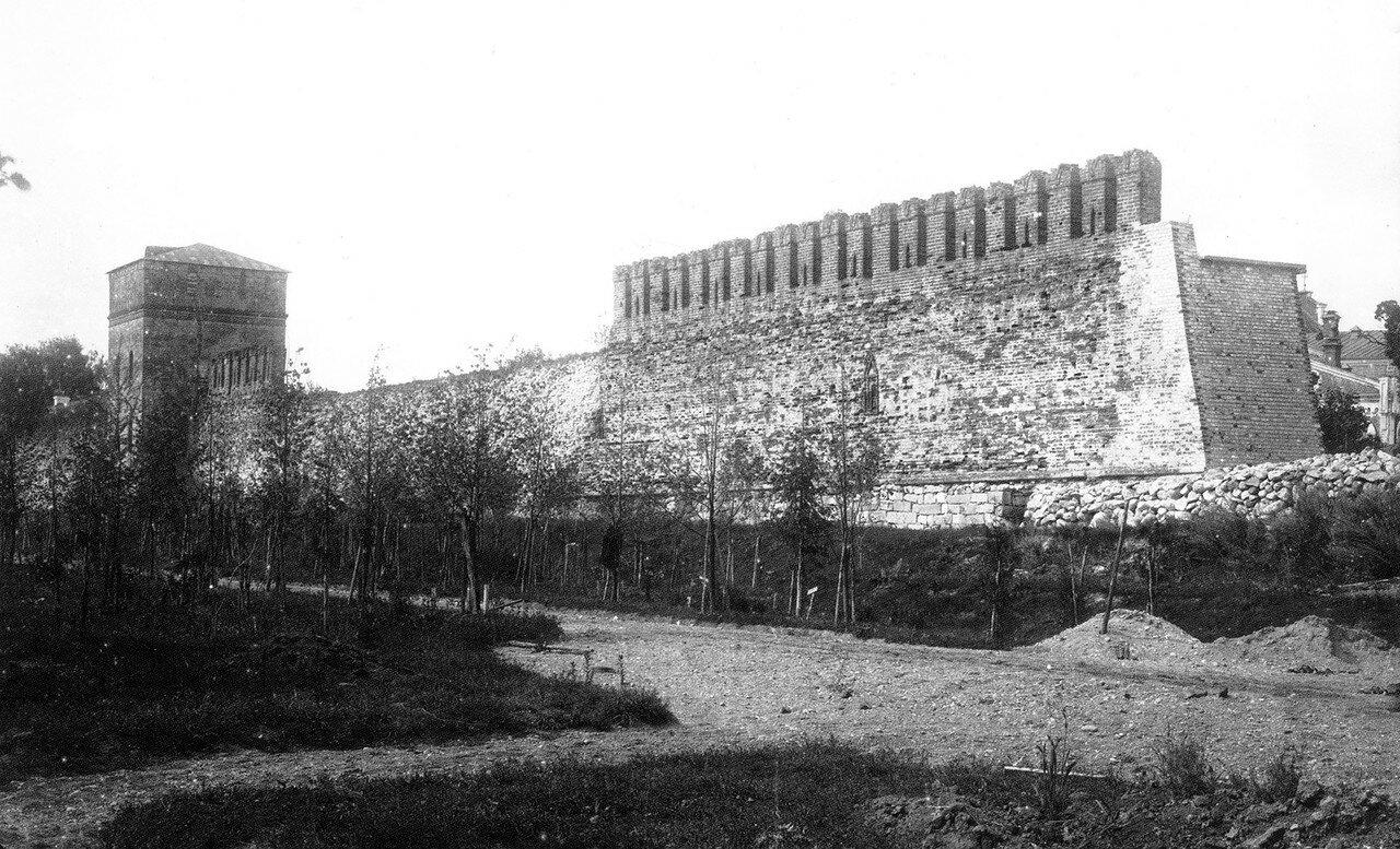 Башня Донец и Бульвар памяти 1812 года. 1912