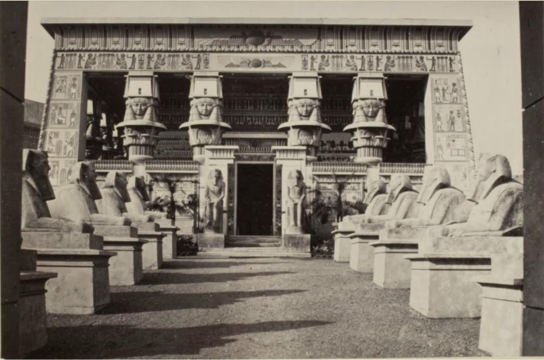 32. Египетский павильон
