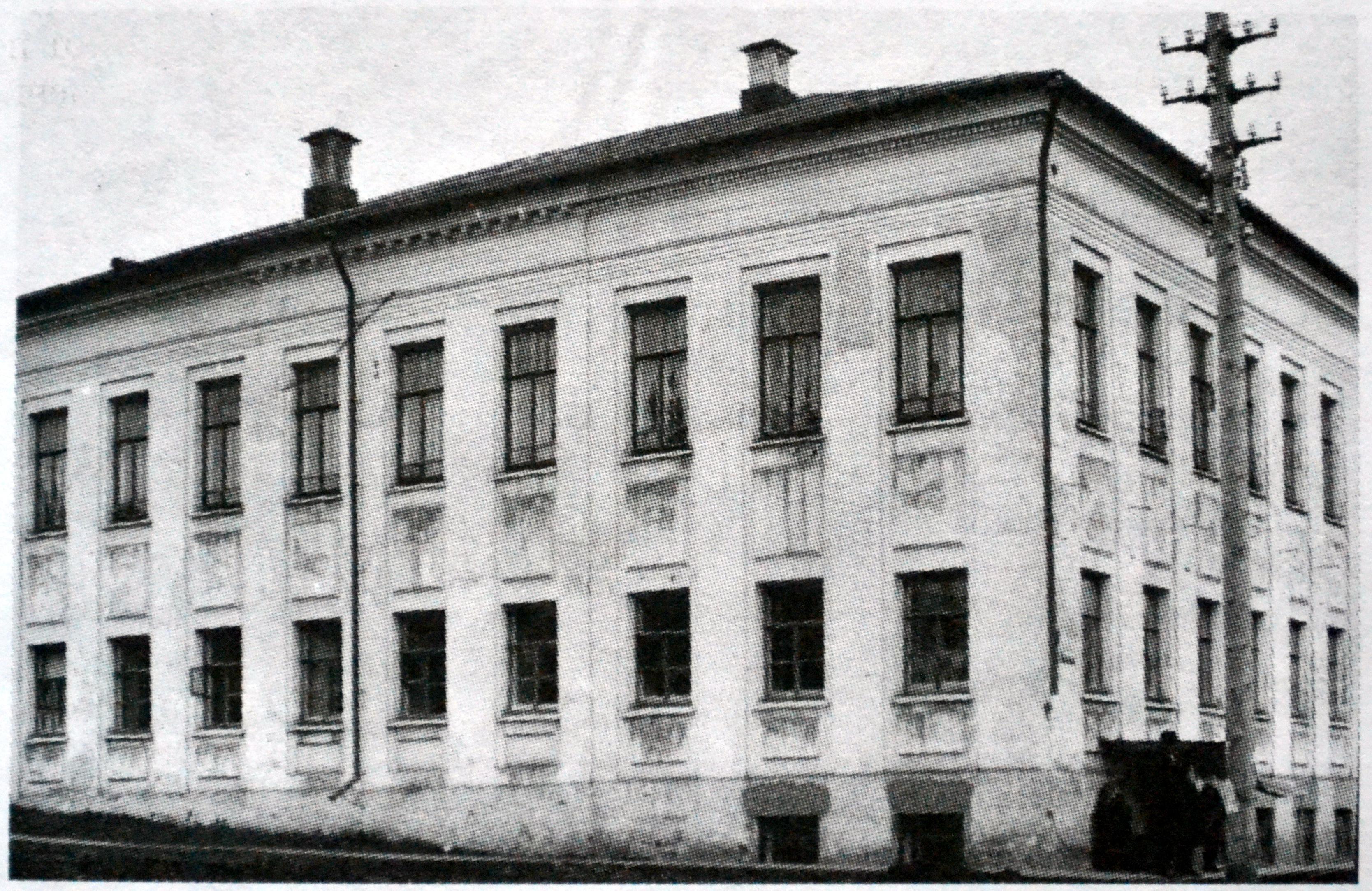 Дом купца Злыгостева