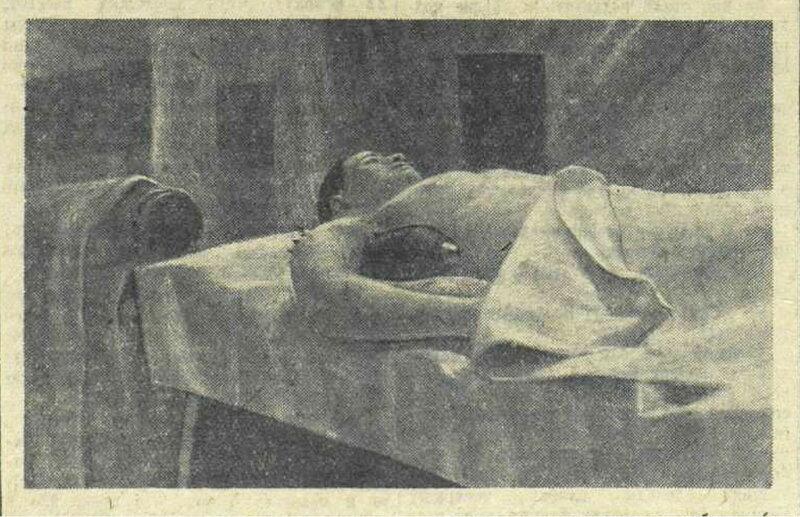«Красная звезда», 13 марта 1942 года, советская медицина в ВОВ