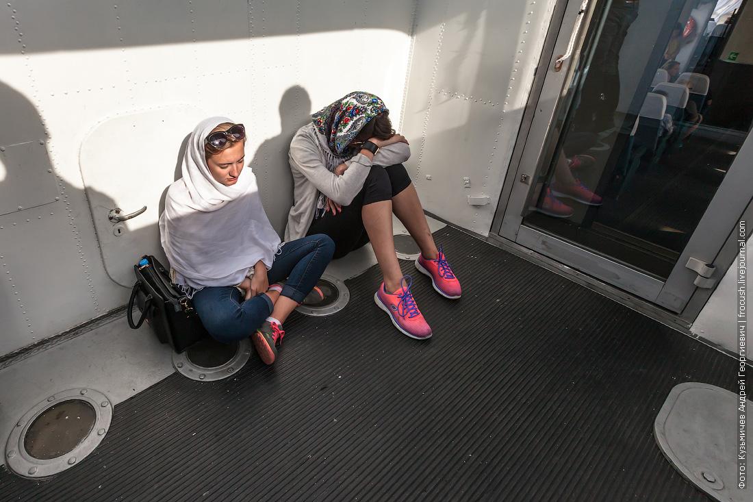 фото пассажиров Меора-182
