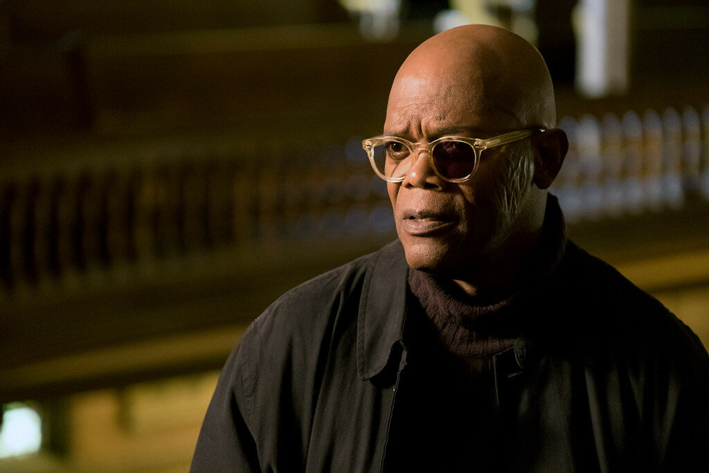 Samuel L. Jackson as Augustus Gibbons in xXx: RETURN OF XANDER CAGE by Paramount Pictures and Revolution Studios