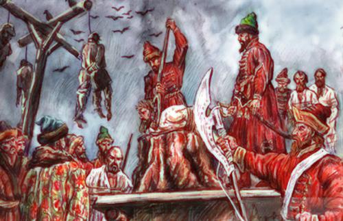 Брянская история, восстания