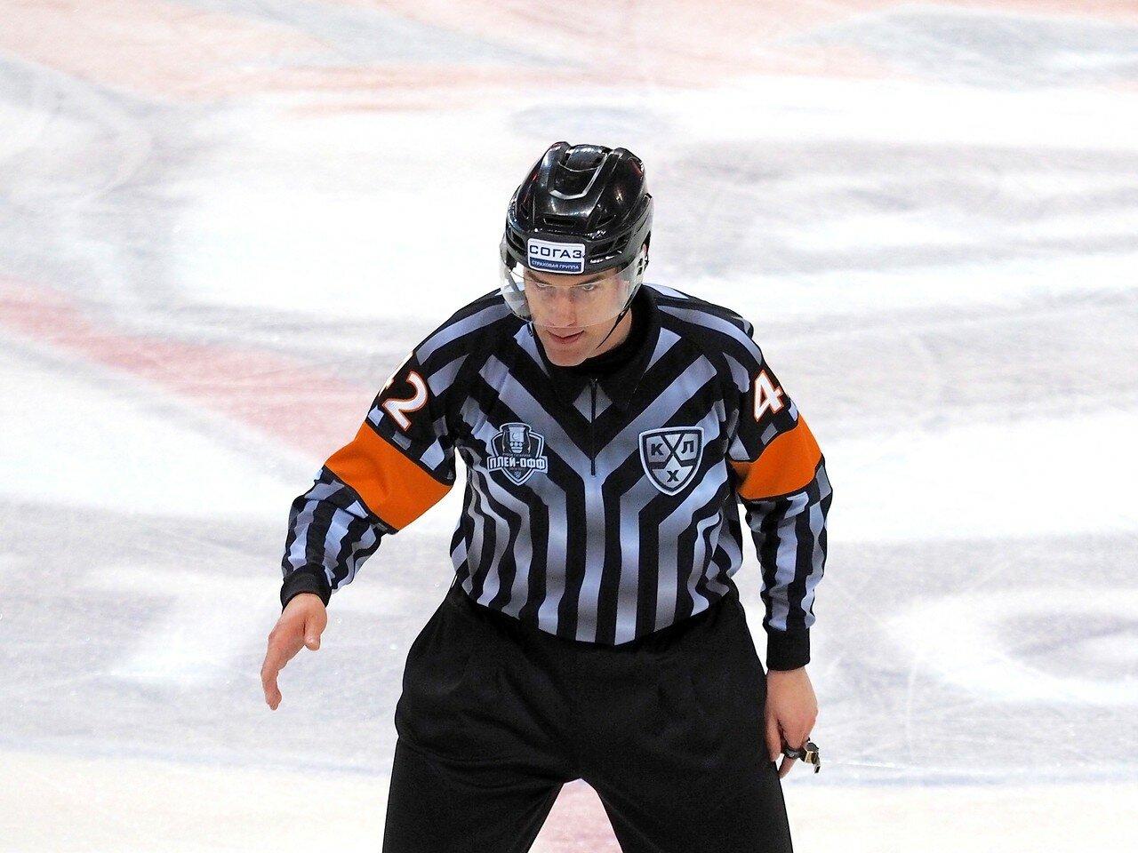49 Первая игра финала плей-офф восточной конференции 2017 Металлург - АкБарс 24.03.2017