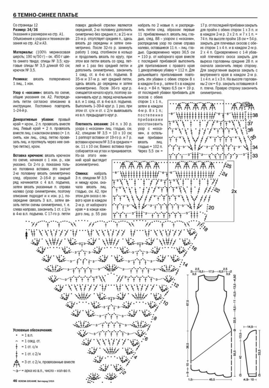 Бечевка Бечевка Как вязать крючком пуловер схема