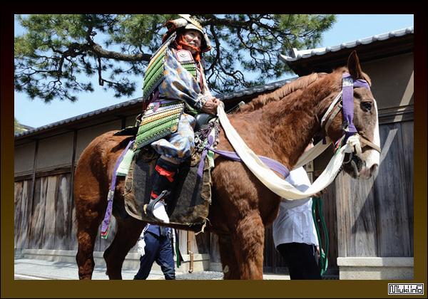 Кони самураев