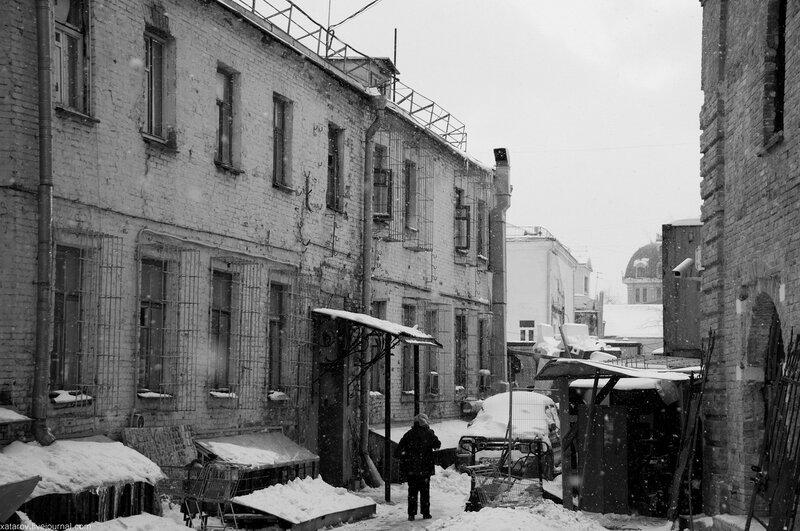 Государственный музей архитектуры имени А. В. Щусева в Москве