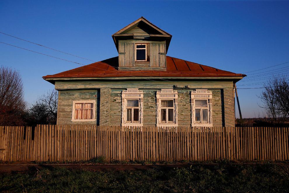 7. Село Деболовское, Ярославская область, 24 октября 2016. (Фото Maxim Shemetov | Reuters):