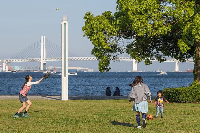 Если вы когда-нибудь причалите на круизном лайнере в морской порт Йокогамы, то окажетесь недалек