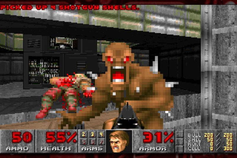 Хоть ночью разбуди, а код IDDQD к первому Doom мы вспомним в любом состоянии.
