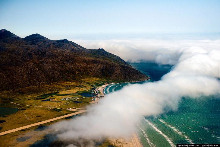 1. Здесь стыкуется два континента и два океана — настоящий перекрёсток воды и суши.