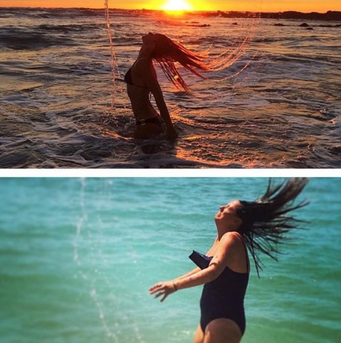 Instagram: люди пародируют фото звезд