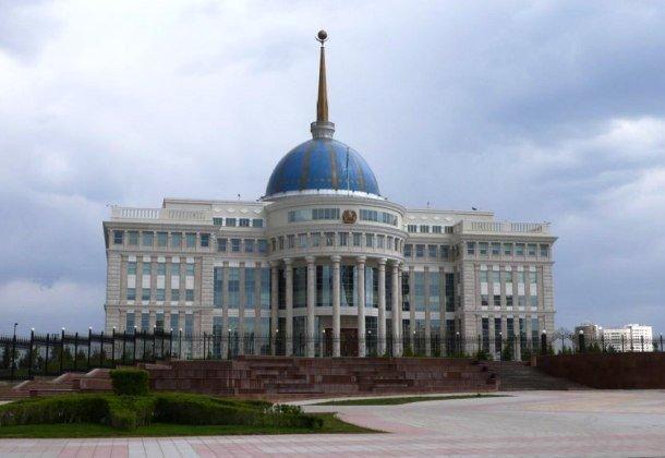 21. Президентский дворец Акорда, Казахстан Президентский дворец Акорда находится в Астане, Казахстан