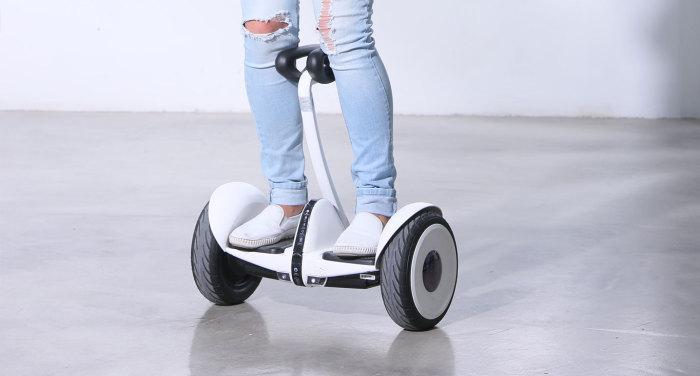 Ninebot – инновационное транспортное средство. Удивительный робот Ninebot станет для своего вл